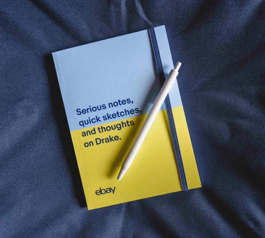 Drake Notebook